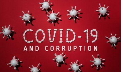 coronavirus corruption